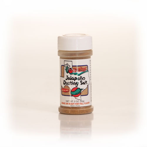 Jalapeno Dusting Salt 2oz 6pk
